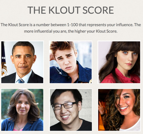 Klout uses me to explain how influence works http://klout.com/corp/how-it-works