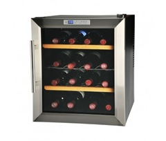 luxe yard 16 bottle wine cooler Kalorik