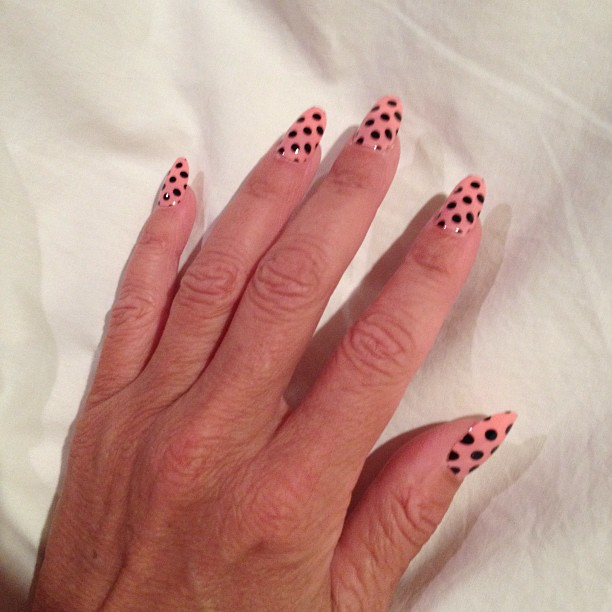 Kimmie Kyees Nails and Katy Perry Eyes - Jessica Gottlieb A Los ...