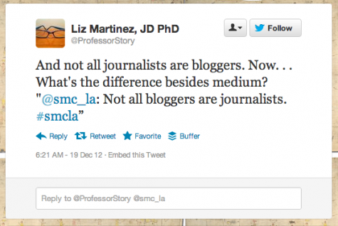 are bloggers journalists