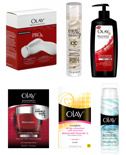 oil of olay giveaway contest