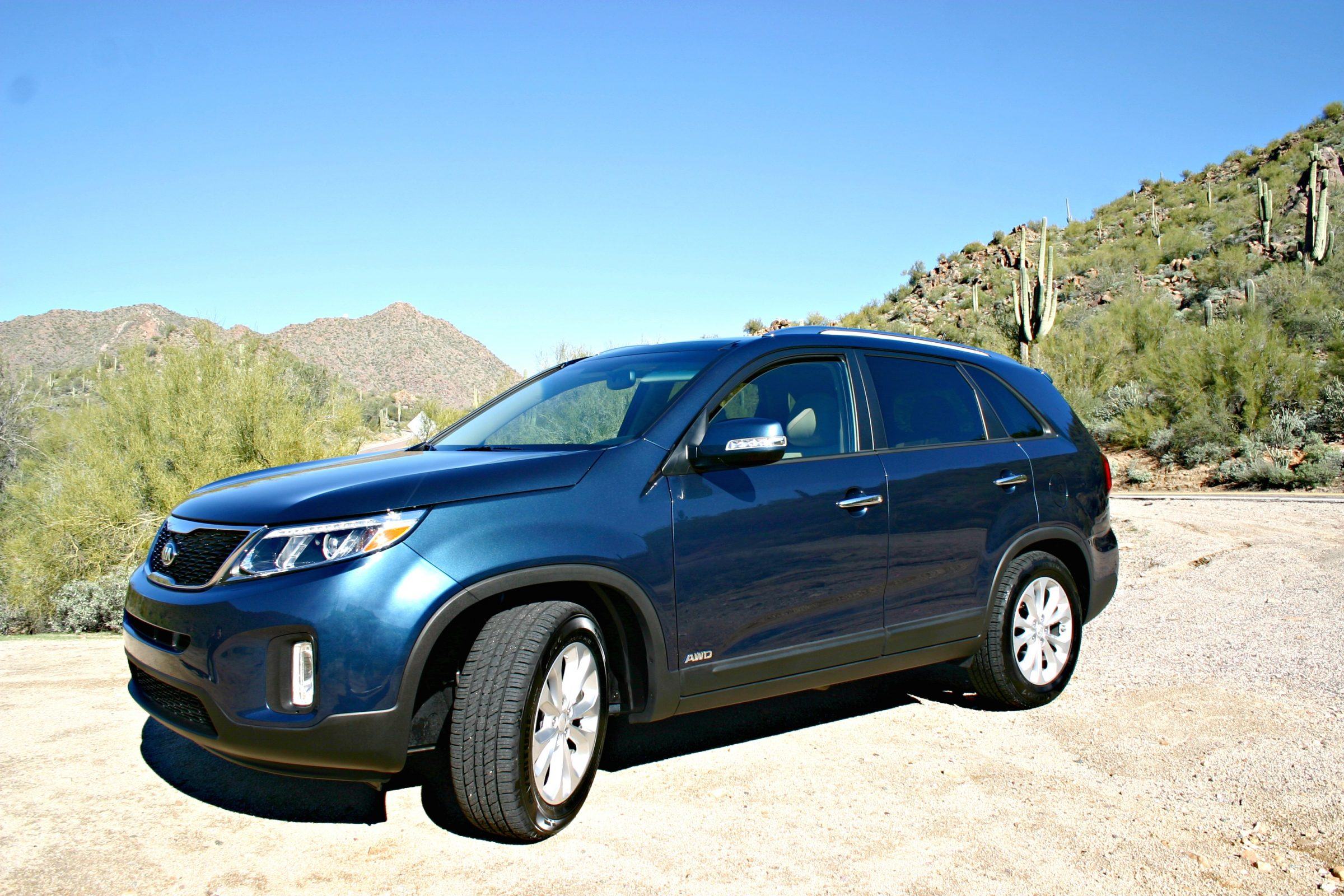 2014 kia sorento review and first drive jessica gottlieb. Black Bedroom Furniture Sets. Home Design Ideas
