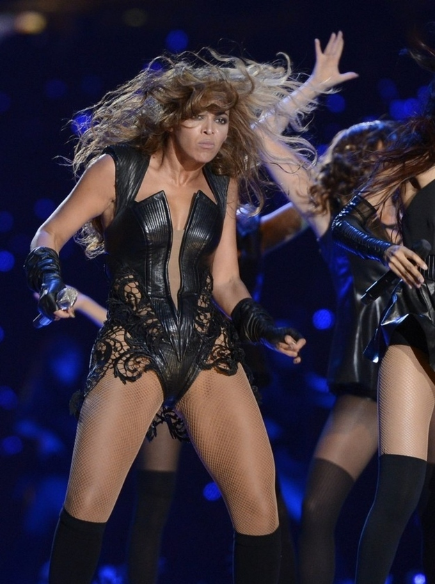 Pin Unflattering Beyonce Super Bowl Halftime Show Pictures Just How ...