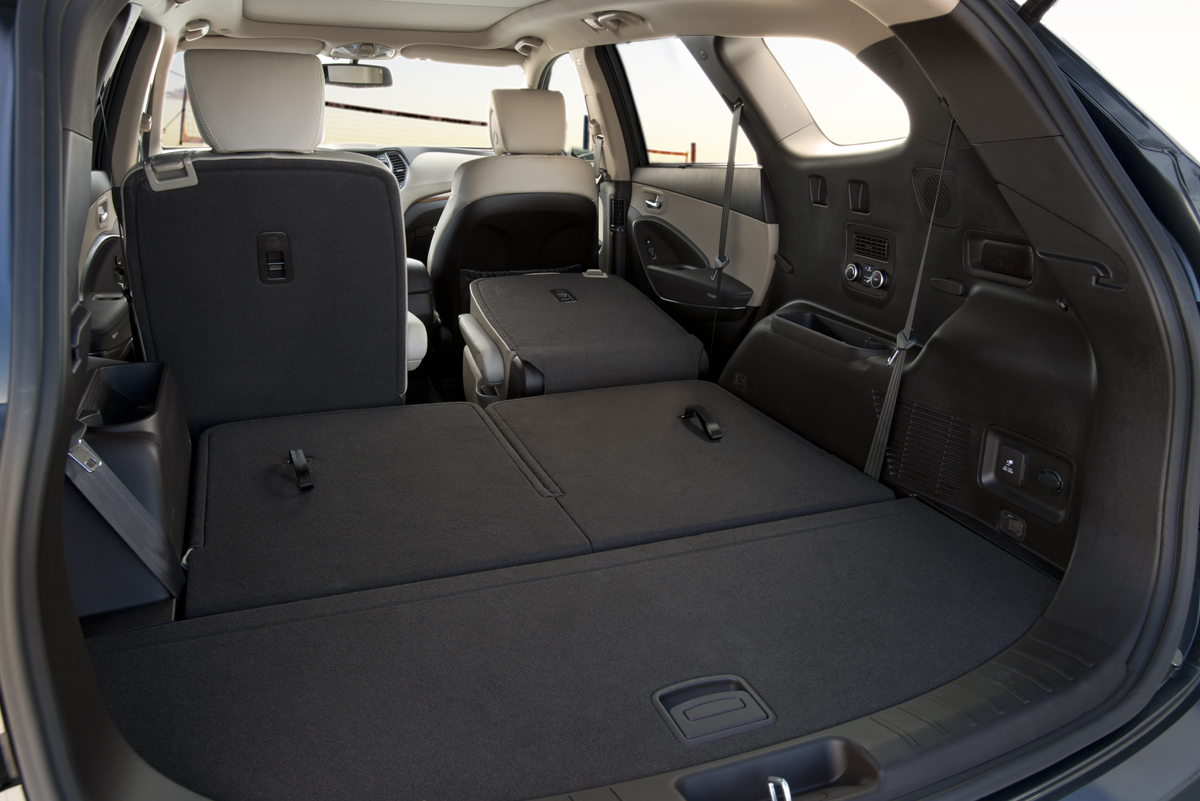 2014 Suv Fold Flat Seats Autos Post