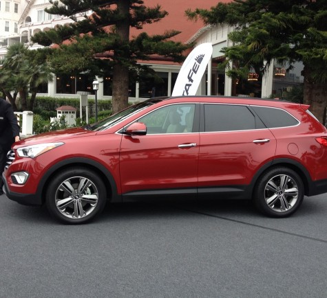 Long Wheel Base Hyundai Santa Fe