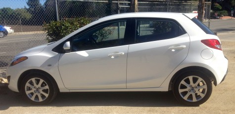 2013 Mazda2 Touring Review 100 Hp Of Joy Jessica Gottlieb