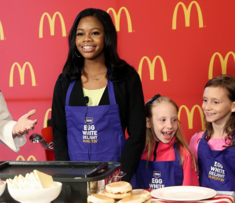 Gabby Douglas McDonalds