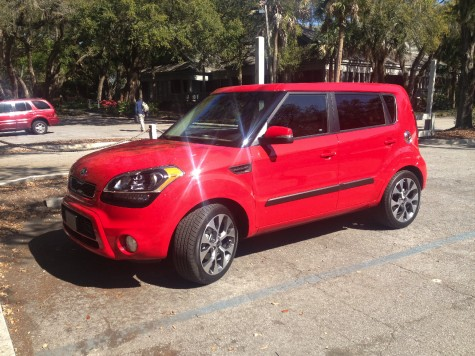 anthropomorphic kia soul