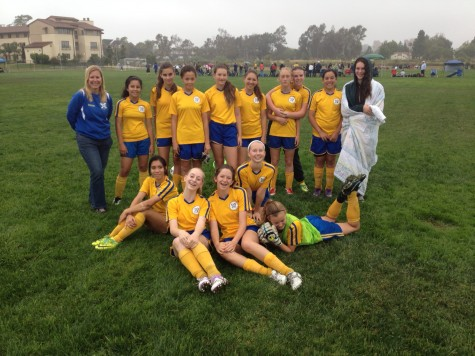 Jane's soccer team
