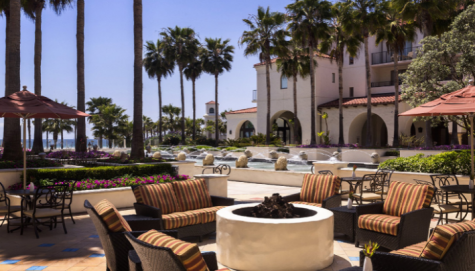 hyatt huntington beach outside