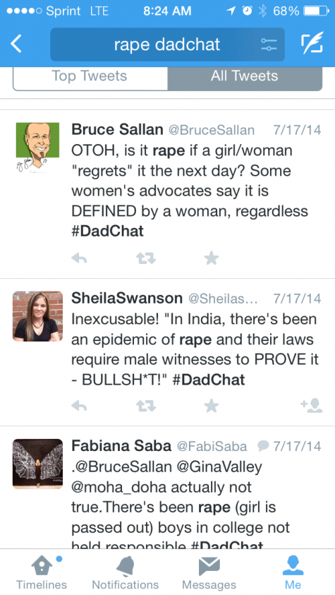 DadChat Rape July 14