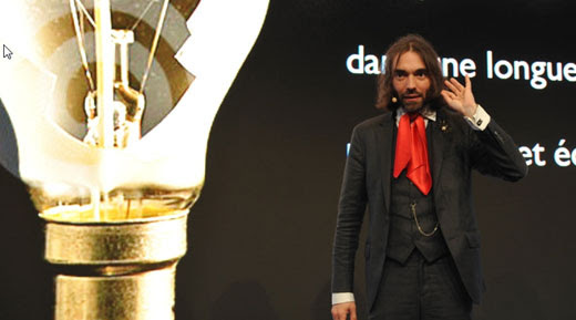 Cédric Villani Fields Medal winner Huawei day