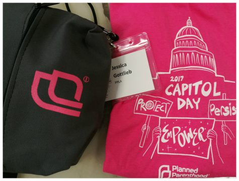 Planned Parenthood Lobby Day 2017