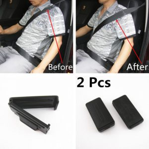 Seatbelt lap adjuster