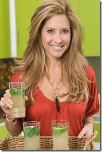Ingrid Hoffman from the Food Netwok