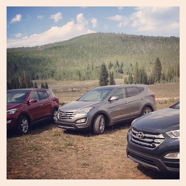 2013 Hyundai Santa Fe Collection