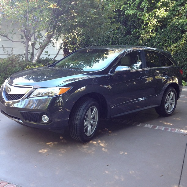 Acura 2013 RDX AWD Tech: Review