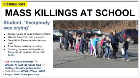 Newton Connecticut school shooting news