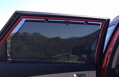 Sun Shade Rear Seat Santa Fe