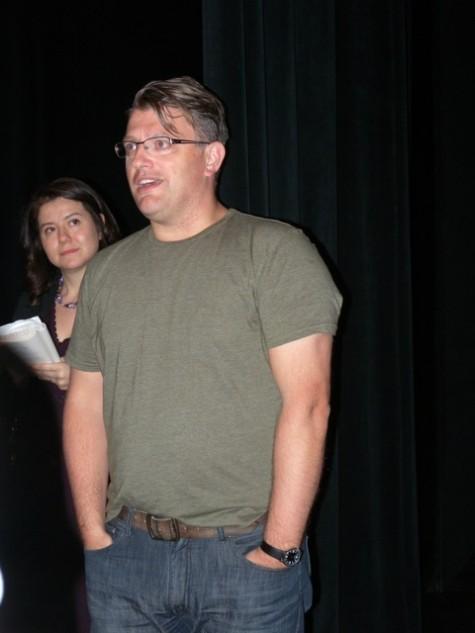 lee Blakeley Director