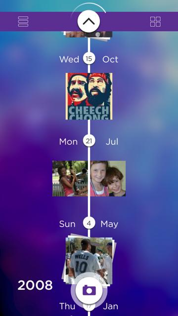 trunx app timeline